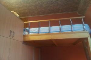 Spintos su dvigule lova